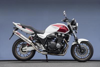 バイク用品 マフラーヤマモトレーシング YAMAMOTORACING S O II Ver UP チタン CB1300SF 14-11312-01NT2 4521717006636取寄品 スーパーセール