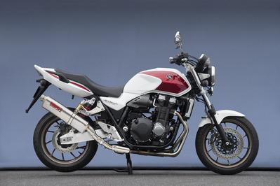 バイク用品 マフラーヤマモトレーシング YAMAMOTORACING スリップオン TYPE-S チタンサイレンサー CB1300SF 14-11312-01STN 4521717006643取寄品 スーパーセール