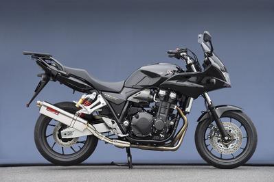 バイク用品 マフラーヤマモトレーシング YAMAMOTORACING スリップオン TYPE-S チタンサイレンサー CB1300SB 14-11313-01STN 4521717006681取寄品 スーパーセール