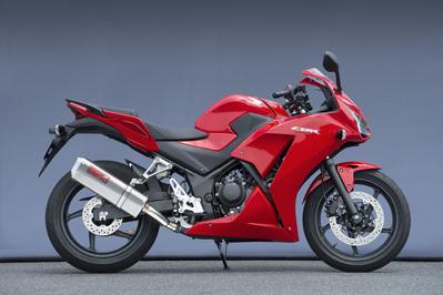 バイク用品 マフラーヤマモトレーシング YAMAMOTORACING SPEC-A スリップオン TYPE-SA CBR250R 14-10264-01NSA 4521717006742取寄品 スーパーセール