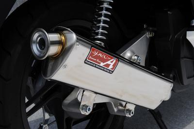 バイク用品 マフラーヤマモトレーシング YAMAMOTORACING SPEC-A SUS フルEX TYPE-S PCX125 14-10128-71SSC 4521717006759取寄品