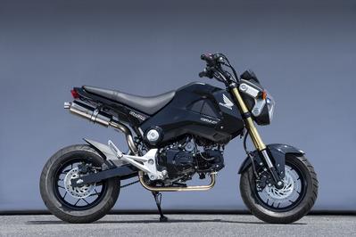 【レビューで送料無料】 バイク用品 マフラーヤマモトレーシング YAMAMOTORACING SPEC-A RS4-C チタン GROM 13- レース専用 10127-RS4TR 4521717007084取寄品, カデンショップ c242004b