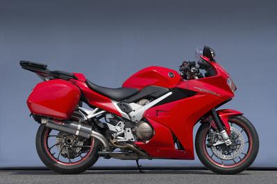 バイク用品 マフラーヤマモトレーシング YAMAMOTORACING スリップオン カーボン VFR800F 14-17 パニア10803-01NCN 4521717007176取寄品 スーパーセール