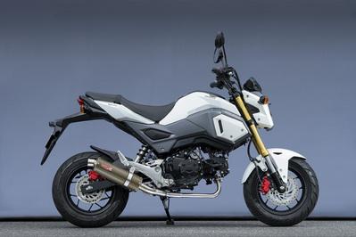 バイク用品 マフラーヤマモトレーシング YAMAMOTORACING SUS ケブラー認証 GROM 16-1710129-71SKC 4521717007268取寄品 スーパーセール