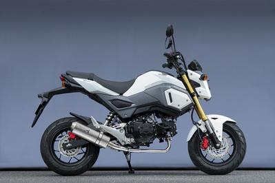 バイク用品 マフラーヤマモトレーシング YAMAMOTORACING SUS オーバルコーン認証 GROM 16-1710129-71SO2 4521717007299取寄品 スーパーセール