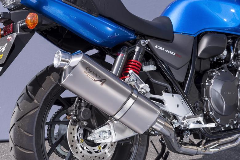バイク用品 マフラーヤマモトレーシング YAMAMOTORACING SPEC-A チタン4-1 TYPE-S CB400SF 18-(2BL-NC42)10416-11TSB 4521717007886取寄品 スーパーセール