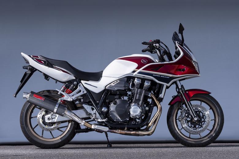 バイク用品 マフラーヤマモトレーシング YAMAMOTORACING SPEC-A S O カーボン CB1300SB SF 18-(2BL-SC54)11317-01NCB 4521717007923取寄品 スーパーセール