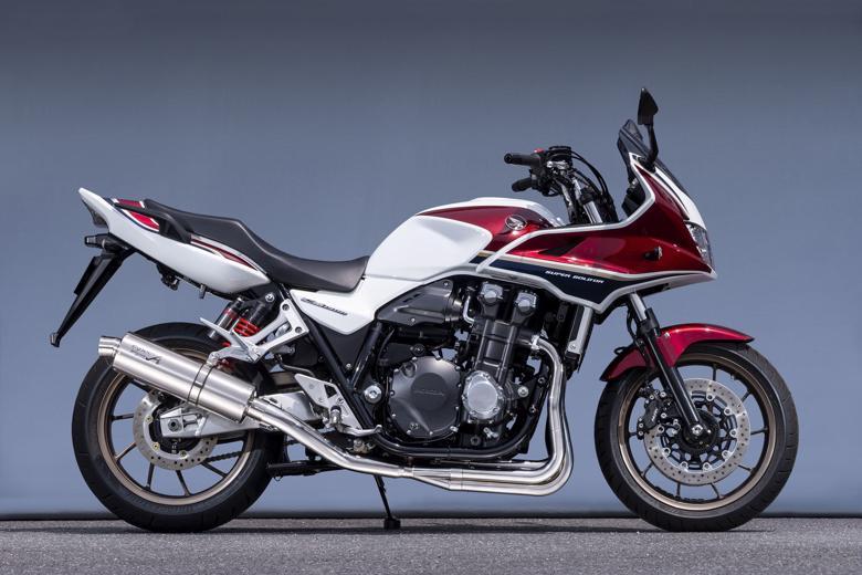 バイク用品 マフラーヤマモトレーシング YAMAMOTORACING SPEC-Aチタン4-1チタン CB1300SB SF 18-(2BL-SC54)11317-11TTB 4521717007978取寄品 スーパーセール
