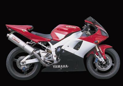 バイク用品 マフラーヤマモトレーシング YAMAMOTORACING チタンスリップオン UPチタンサイレンサー YZF-R1 -0121002-01UTN 4521717100228取寄品 スーパーセール