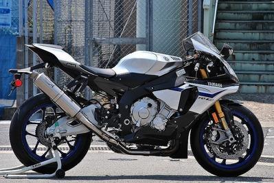 バイク用品 マフラーヤマモトレーシング YAMAMOTORACING スリップオン TYPE-1 レース用 YZF-R1 15-21008-01TTR 4521717100525取寄品 スーパーセール