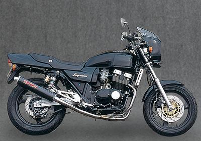 バイク用品 マフラーヤマモトレーシング YAMAMOTORACING ステン4-1 カーボンサイレンサー GSX400インパルス30404-11SCB 4521717200201取寄品 スーパーセール