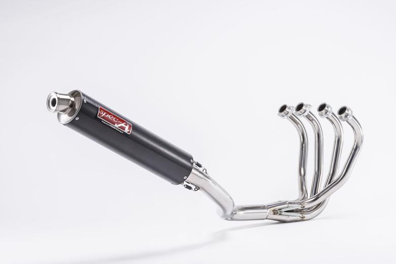 バイク用品 マフラーヤマモトレーシング YAMAMOTORACING チタン4-1 カーボンサイレンサー GSXR400 90-30400-11TCB 4521717200720取寄品 スーパーセール