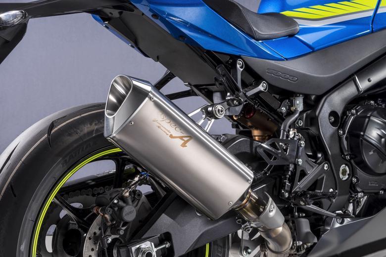 バイク用品 マフラーヤマモトレーシング YAMAMOTORACING SPEC-A S O TYPE-SA 認証 GSX-R1000R 17-31005-01NSA 4521717200843取寄品 スーパーセール