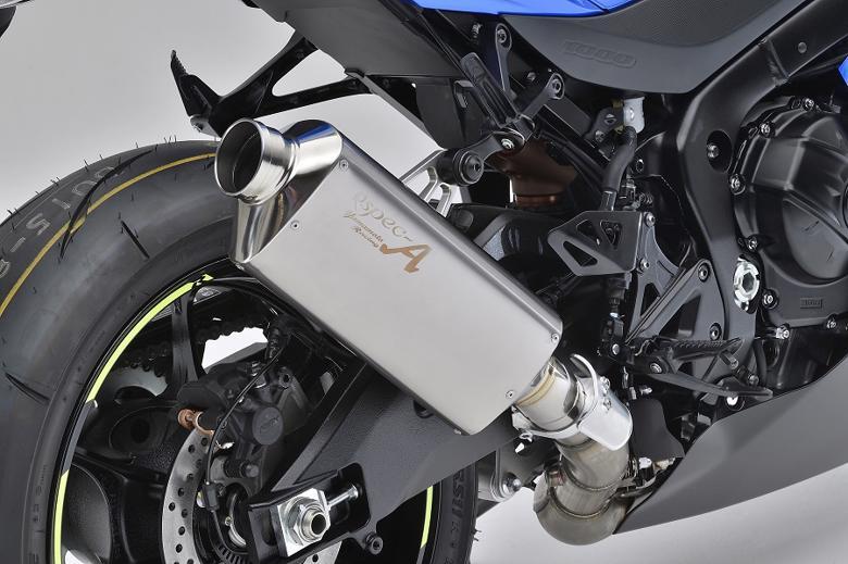 バイク用品 マフラーヤマモトレーシング YAMAMOTORACING SPEC-A S O TYPE-S 認証 GSX-R1000R 19-31006-01NSN 4521717200911取寄品 スーパーセール