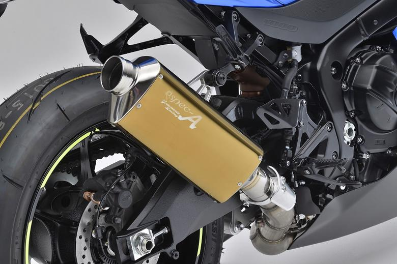 バイク用品 マフラーヤマモトレーシング YAMAMOTORACING SPEC-A S O TYPE-Sゴールド 認証 GSX-R1000R 19-31006-01NSG 4521717200928取寄品 スーパーセール