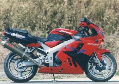 バイク用品 マフラーヤマモトレーシング YAMAMOTORACING スリップオン カーボンサイレンサー ZX9R -9740901-01NCB 4521717300178取寄品 スーパーセール