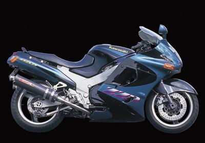 バイク用品 マフラーヤマモトレーシング YAMAMOTORACING ステン4-2-1-2 チタンサイレンサー ZZR110041100-52STB 4521717300345取寄品 スーパーセール