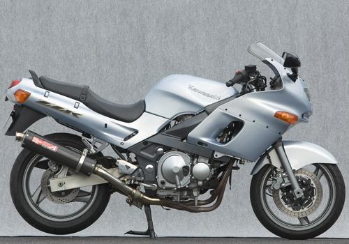 バイク用品 マフラーヤマモトレーシング YAMAMOTORACING S O チタンサイレンサー2ホンダシ キャタツキ ZZR400 -0540405-02NTB 4521717300529取寄品 スーパーセール