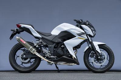 超定番 バイクパーツ モーターサイクル 倉 オートバイ バイク用品 マフラーヤマモトレーシング YAMAMOTORACING スリップオン 13-40253-01NKB 4521717300994取寄品 ケブラー Z250 ステン