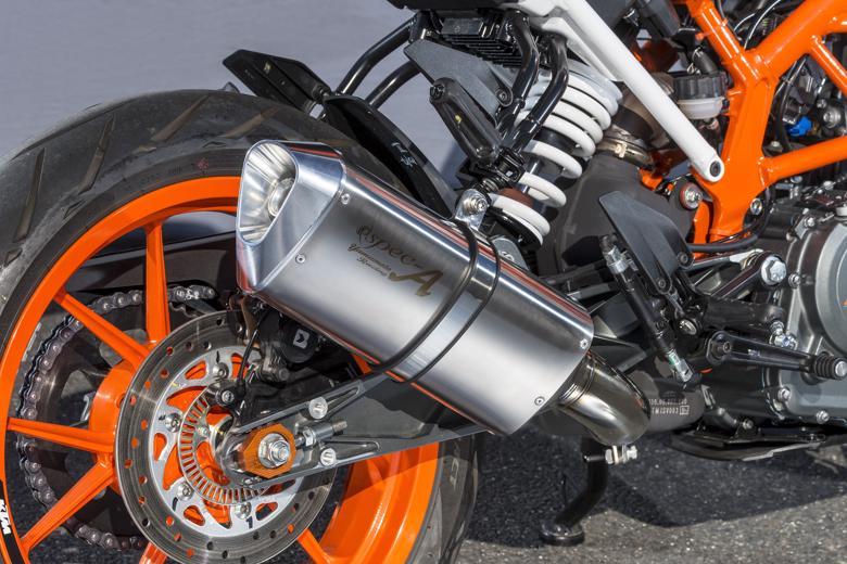 バイク用品 マフラーヤマモトレーシング YAMAMOTORACING SPEC-A S O TYPE-SA 390DUKE 17-50391-01NSA 4521717400076取寄品 スーパーセール