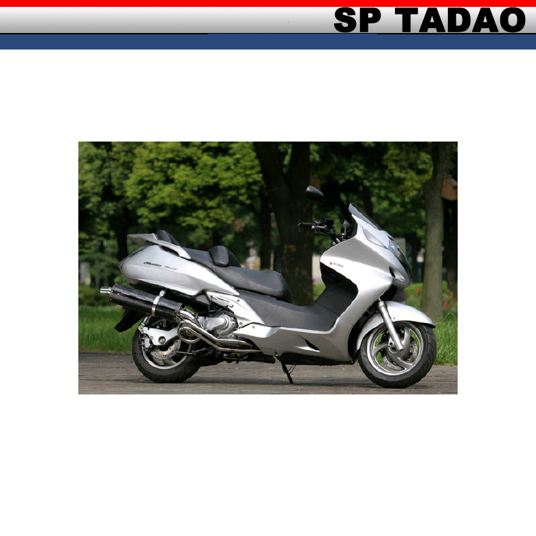 【SP忠男】【SP TADAO】【マフラー】【SILVER WING 400/600】PURE SPORT Fw Silencer【SW6-ST-01】【送料無料】