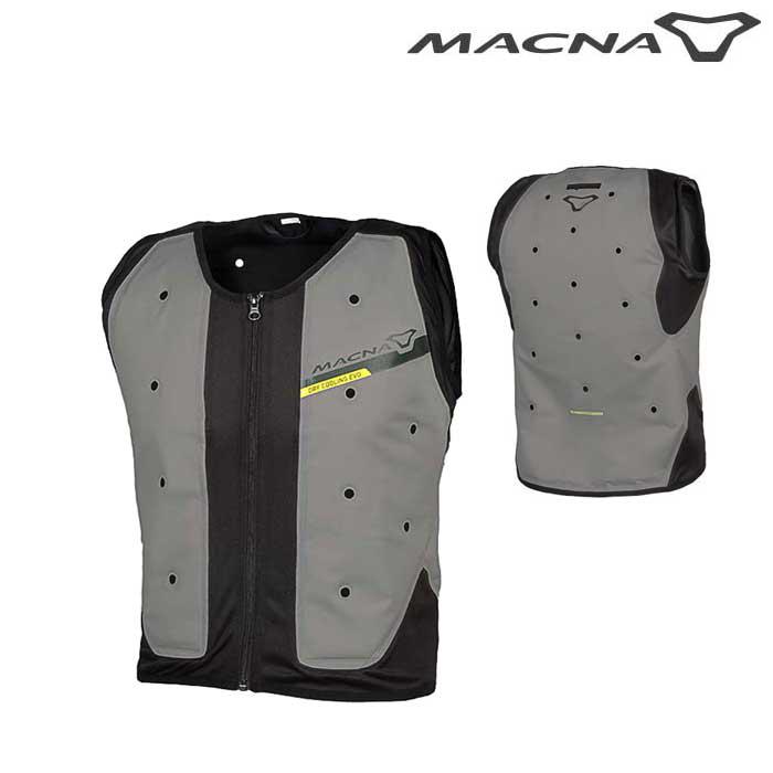【在庫あり】【MACNA】【マクナ】【Cooling vest Evo】1658055 《暑さ対策 ツーリング必須 クーラーベスト 涼しい》