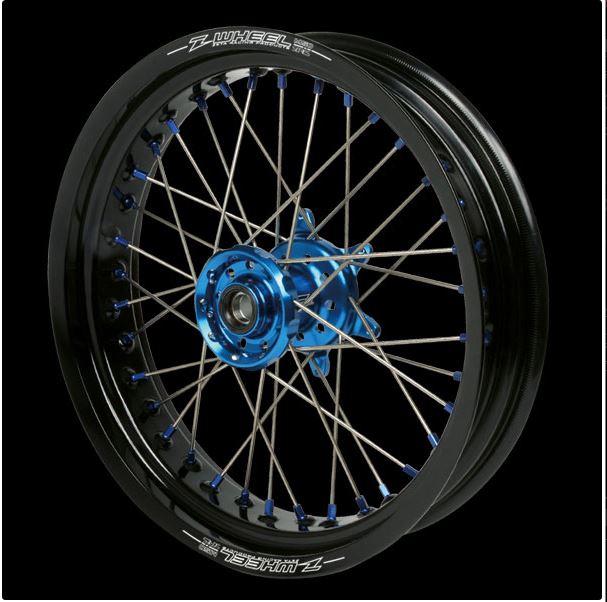 バイクパーツ モーターサイクル オートバイ 未使用品 バイク用品 タイヤ ホイールZ-WHEEL ズィーウィール 4547836324246取寄品 17X3.50 AR1モタードホイール ご注文で当日配送 F セール YZ250F 02-08W27-17012