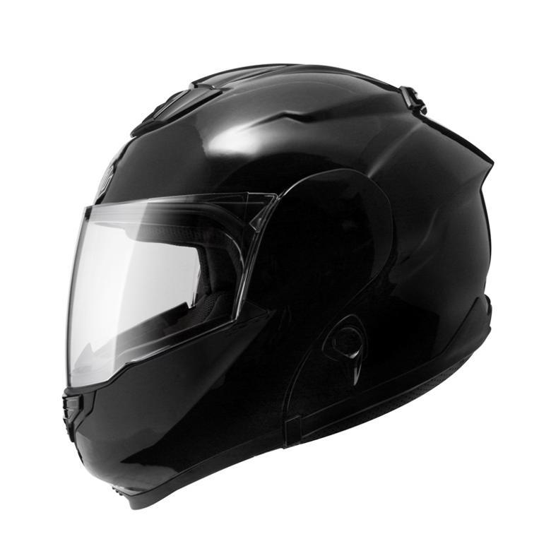 バイク用品 ヘルメットZEALOT ジーロット ZG SysytemTourer SOLID BLACK #L(59-60cm)ZGST0011/L 4589757880395取寄品 セール