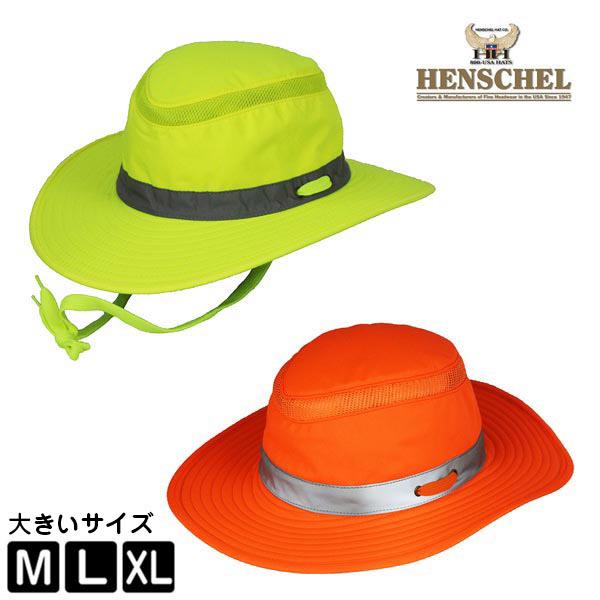 HENSCHEL HAT アドベンチャーハット[UPF50+]10-Point Safari Hat Mサイズ~XLサイズ サファリハット アウトドアハット ブーニー ドローコード付き 大きいサイズ 紫外線対策 UVケア 日よけ メンズ 男性 レディース 女性 男女兼用 ヘンシェルハット 5556・5557 帽子 送料無料