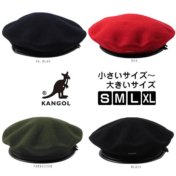 e24dd5d56a077 hatshop   KANGOL   KANGOL  WOOL MONTY   wool Monty   wool felt beret ...
