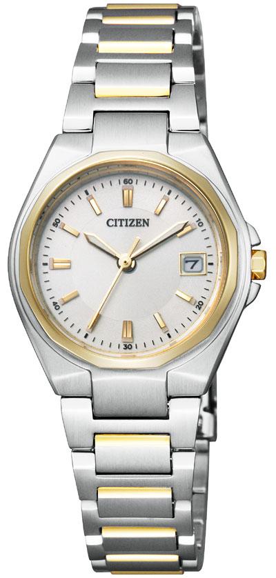 【 さらに10%offクーポン配布中 】 シチズン エコドライブ 腕時計 レディース EW1384-66P