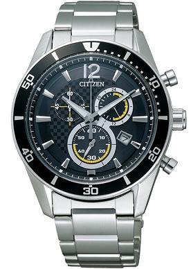 【 表示より2000円OFF クーポンあり 】 シチズン エコドライブ クロノグラフ 腕時計 メンズ VO10-6742F