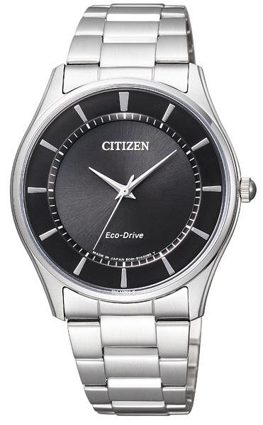 【 さらに10%offクーポン配布中 】 シチズン エコドライブ 薄型 スリム 腕時計 メンズ BJ6480-51E