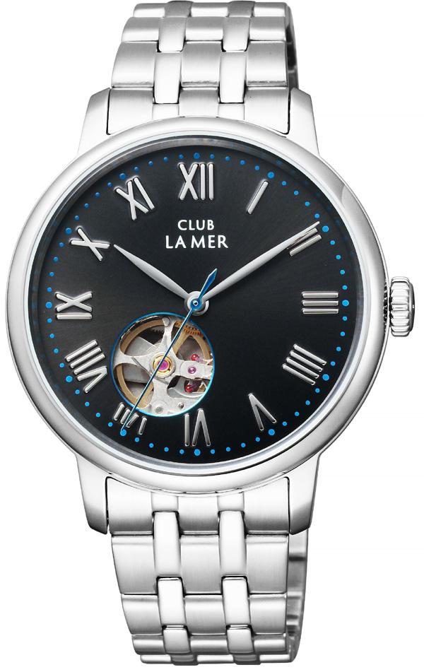 【 2000円off 割引クーポン配布中 】 シチズン 機械式 機械式腕時計 クラブ・ラ・メール 送料無料 オープンハート BJ7-018-51 CITIZEN CLUB LA MER