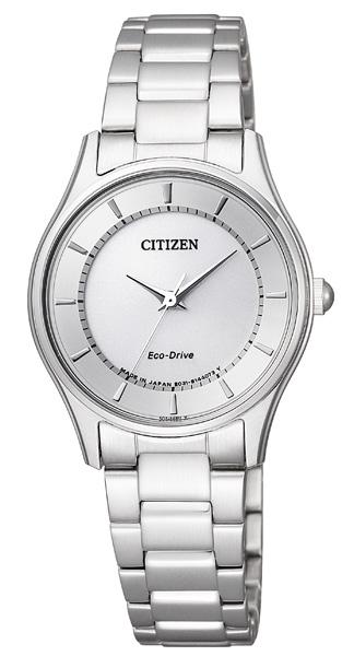 【 さらに10%offクーポン配布中 】 シチズン エコドライブ 薄型 スリム 腕時計 レディース EM0400-51A