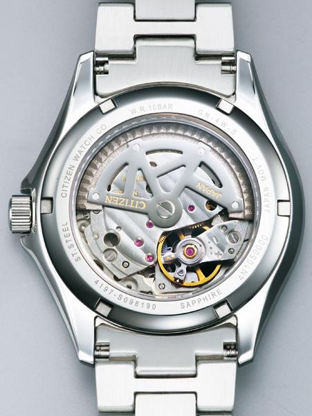シチズン 機械式 機械式腕時計 手巻き 自動巻き 腕時計 メンズ CITIZEN NP1010-51E