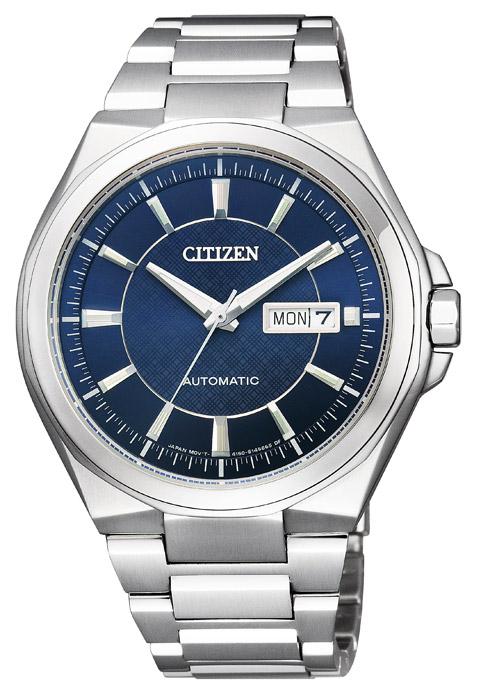 【 さらに10%offクーポン配布中 】 シチズン 機械式 機械式腕時計 手巻き 自動巻き 腕時計 メンズ CITIZEN NP4080-50L