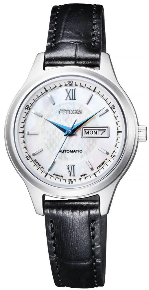 【 2000円off 割引クーポン配布中 】 シチズン 機械式 機械式腕時計 手巻き 自動巻き 腕時計 レディース CITIZEN PD7150-03A