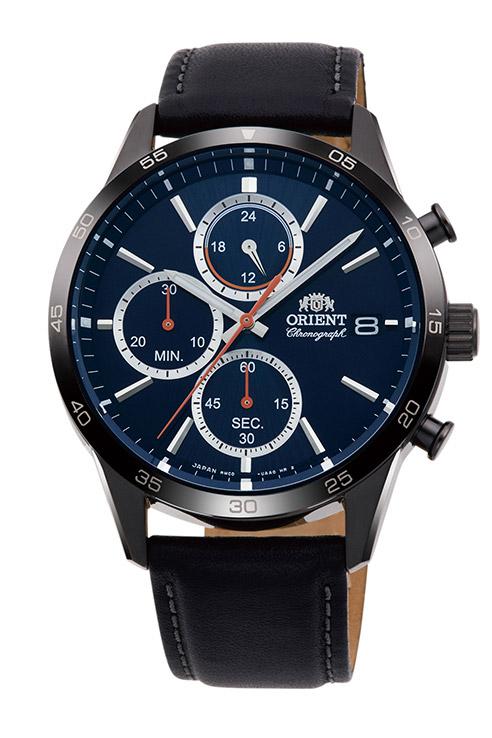【 2000円off 割引クーポン配布中 】 オリエント クロノグラフ 腕時計 メンズ 時計 ORIENT RN-KU0003L