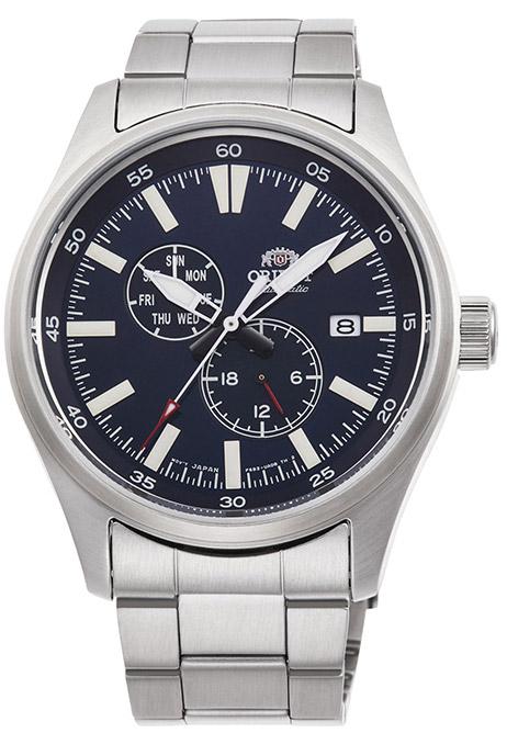 【 さらに10%offクーポン配布中 】 オリエント オートマチック 機械式時計 自動巻き 手巻き ハック機能付き 腕時計 メンズ ORIENT RN-AK0401L