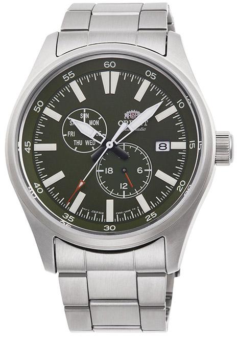 【 2000円off 割引クーポン配布中 】 オリエント オートマチック 機械式時計 自動巻き 手巻き ハック機能付き 腕時計 メンズ ORIENT RN-AK0402E