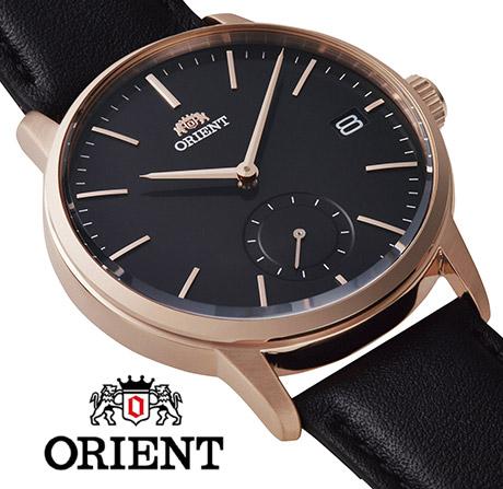 【 2000円off 割引クーポン配布中 】 オリエント スモールセコンド 腕時計 メンズ シンプル 時計 ORIENT watch RN-SP0003B