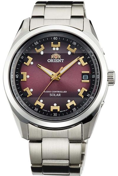 【 2000円off 割引クーポン配布中 】 ORIENT オリエント メンズ腕時計 Neo70's ソーラー電波時計 光発電 WV0081SE [安心の正規品] [送料無料] [腕時計]
