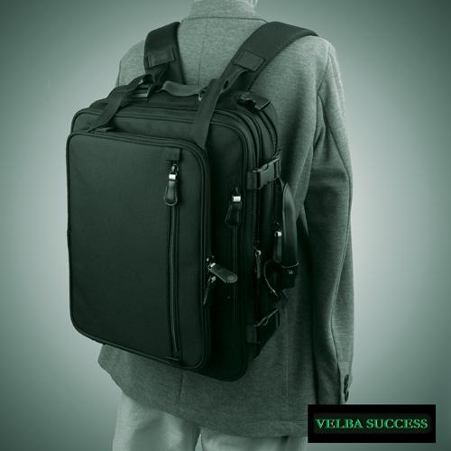 VELBA SUCCESS 3WAY ビジネスバッグS A4対応 多機能付 AS 本日の目玉 ネイビー 正規取扱店 ブラック ベルバサクセス 126027