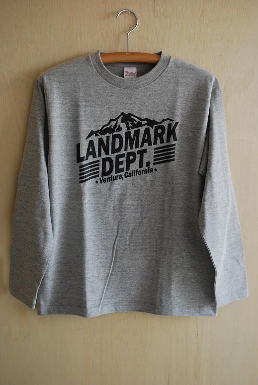 LANDMARK(ランドマーク)マウンテン スポーツ ロングTシャツ 大洗リゾートアウトレット店出品アイテム