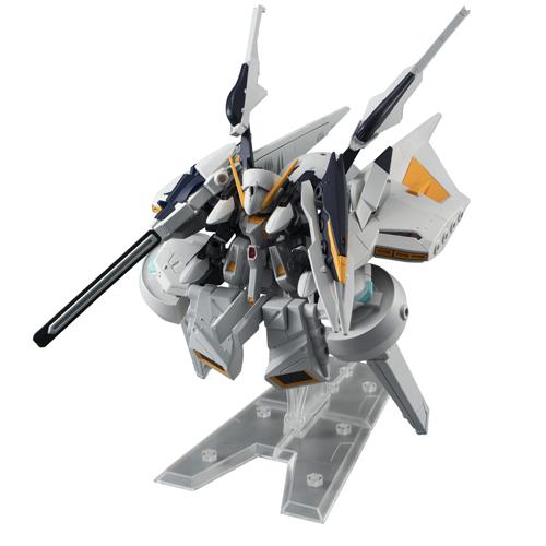 バンダイ 機動戦士ガンダム MOBILE SUIT ENSEMBLE EX04 ウーンドウォート&ダンディアイアンII セット