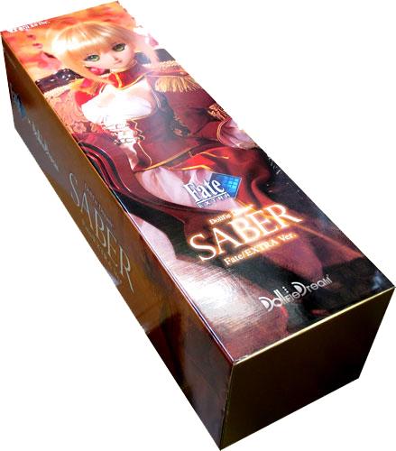 【送料無料/代金引換不可】 ボークス DD ドルフィードリーム TYPE-MOON 10th Anniversary セイバーエクストラ Fate/EXTRA Ver.