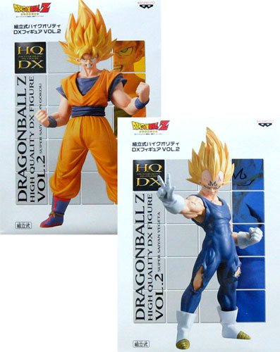 All two kinds of Dragon Ball Z assembling-type high quality DX figure skating VOL.2 ☆ sets★