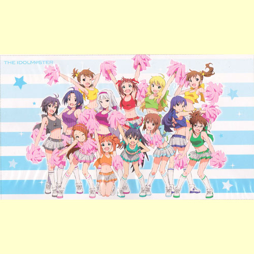 THE iDOLM@STER- idol master - deluxe circle cyclamate 2
