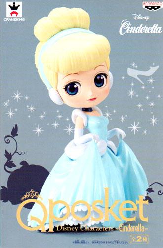 Q posket Disney Characters -Cinderella- ☆★